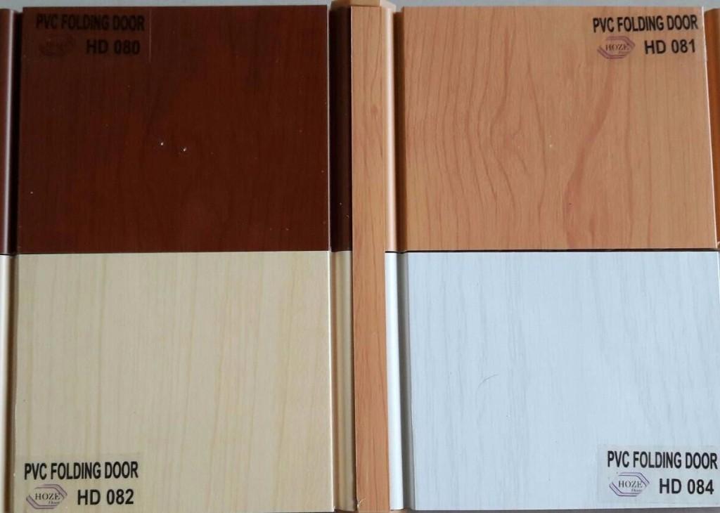 PVC FOLDING DOOR Murah » FOLDING DOOR PVC KACA • JUAL ROLLER DAN ...